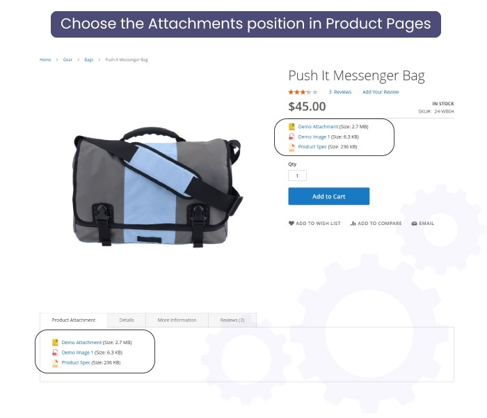 Best Magento 2 Product Attachments 2019 | Attach Any File