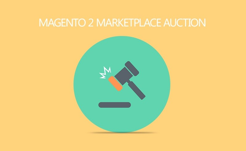 Magento 2 Marketplace Auction Addons