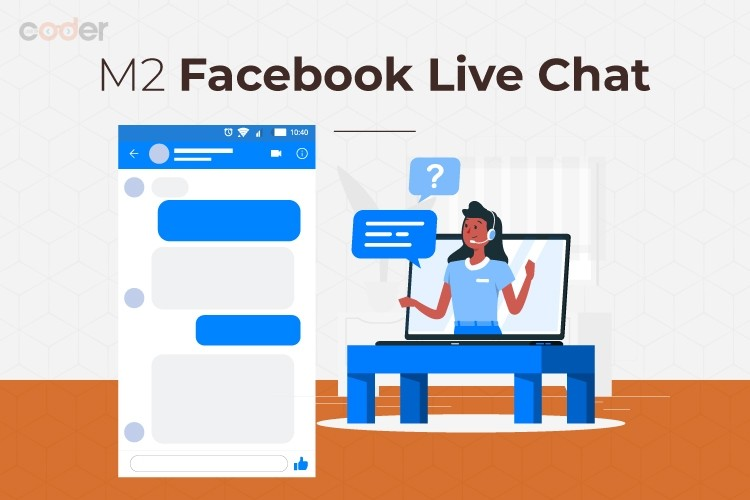 Magento 2 Facebook Live Chat