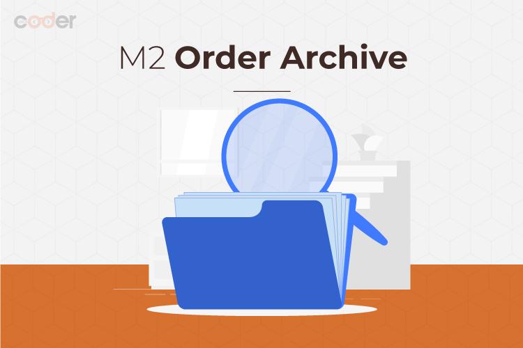 Magento 2 Order Archive Logo