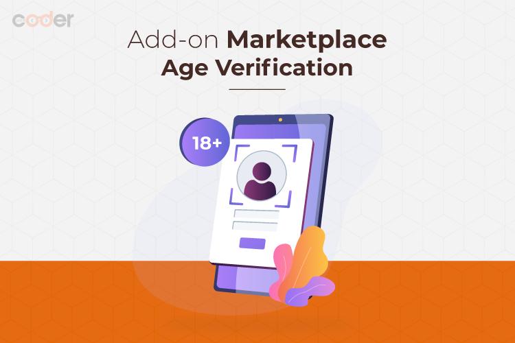 Magento 2 Marketplace Age Verification
