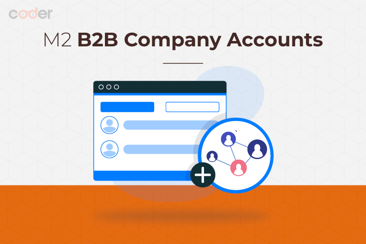 Magento 2 Company Account