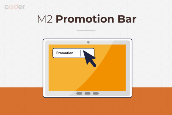 Magento 2 Promotion Bar Extension