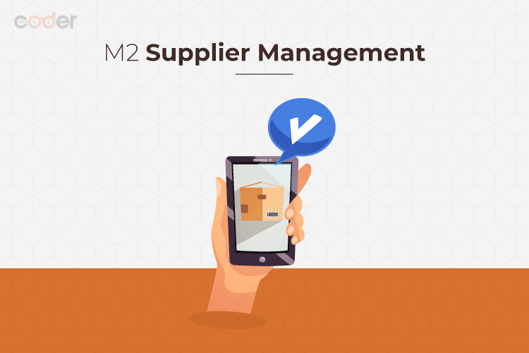 Magento 2 supplier management