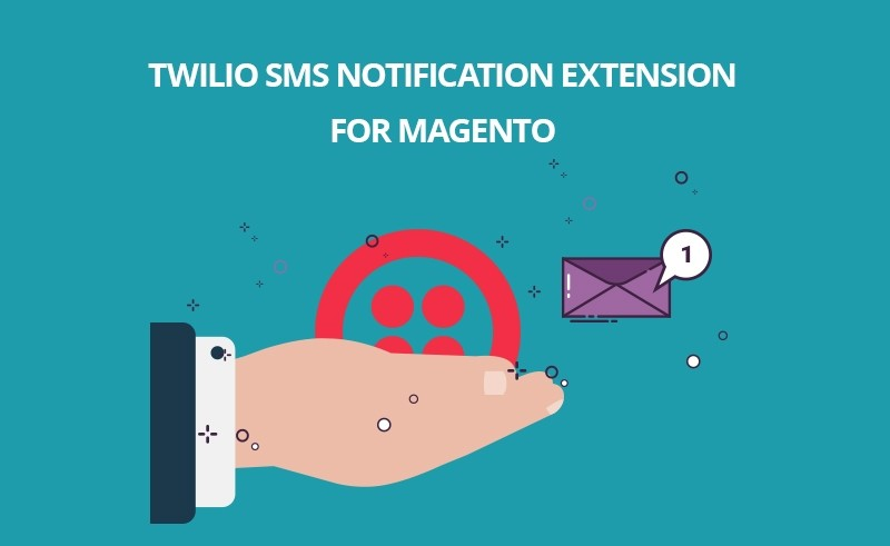 Twilio SMS Notification for Magento