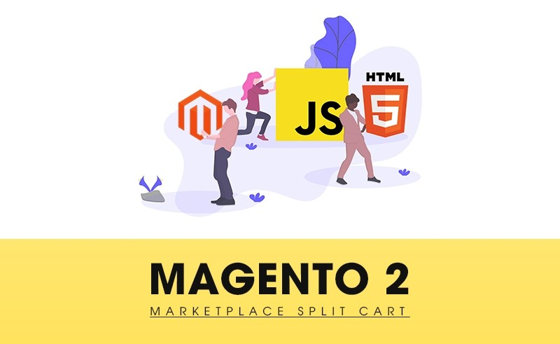 Magento 2 Magento 2 Split Order Marketplace Addon | Vendor based Cart