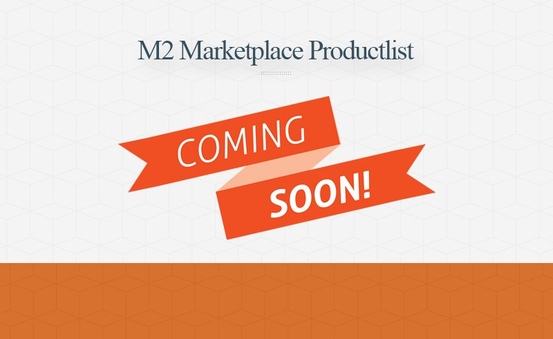 Magento 2 Marketplace Seller Product List