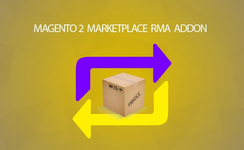 Magento 2 Marketplace RMA Addon