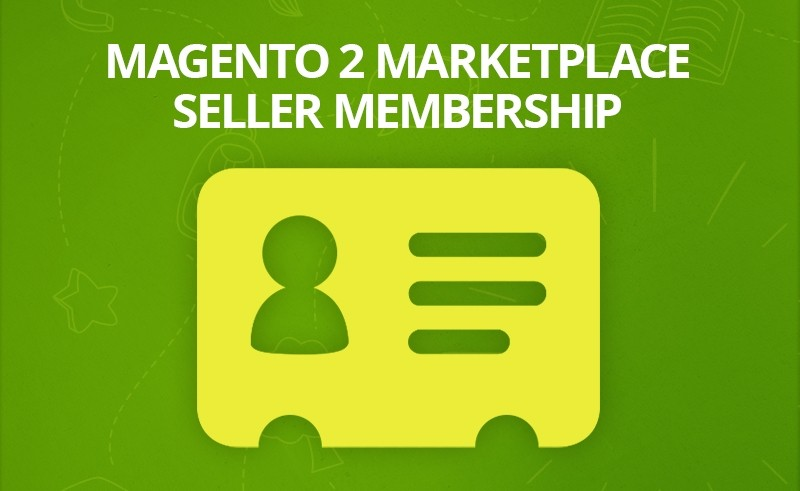 Magento2 Marketplace Seller Membership