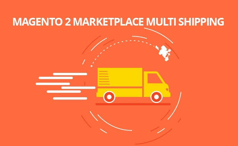 Magento 2 Marketplace Multi Shipping | Vendor Shipping Selection