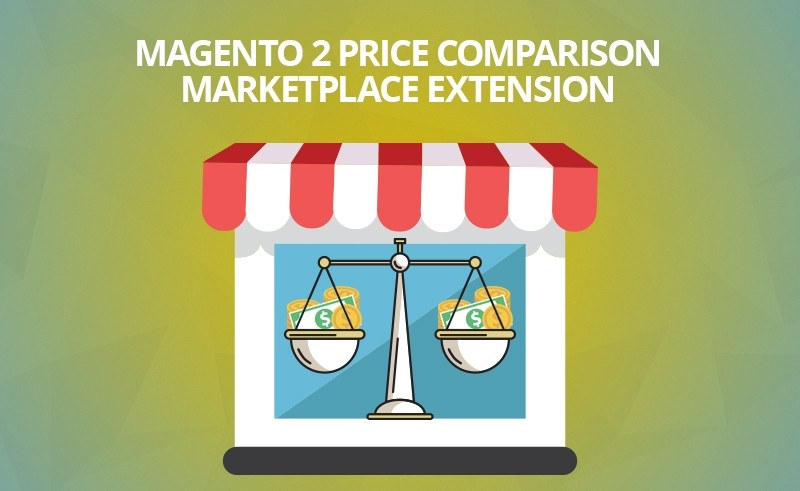Magento 2 Marketplace Price Comparison