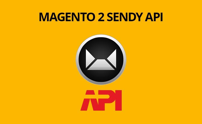 Magento 2 Sendy API