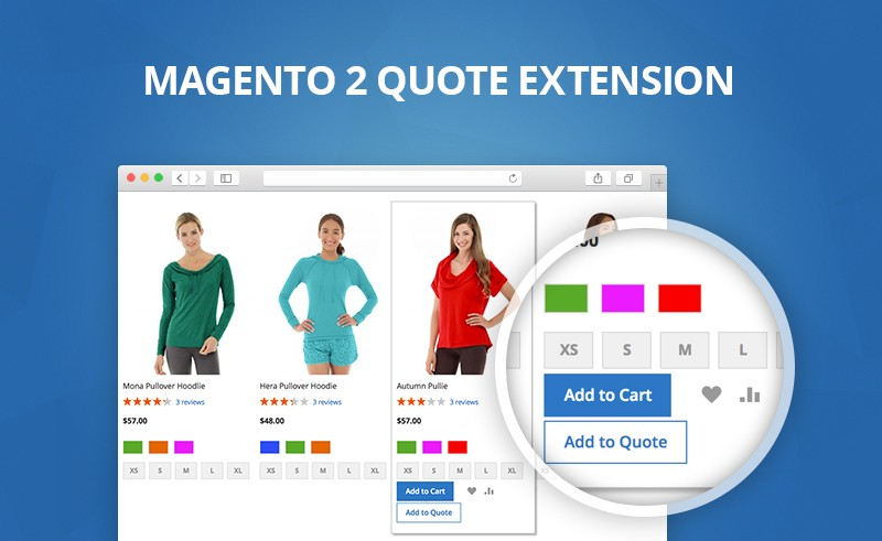 Magento 2 Quote Extension - Customer Quote for Magento 2