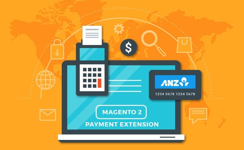 Magento 2 ANZ eGate Payment Extension
