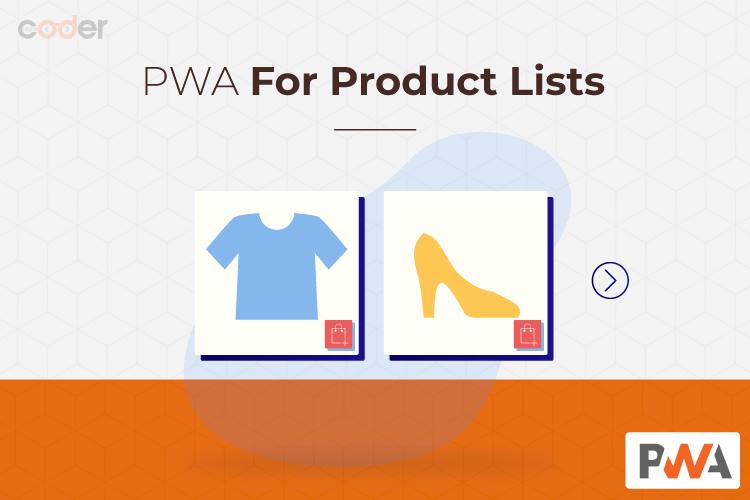 Magento PWA For Product List
