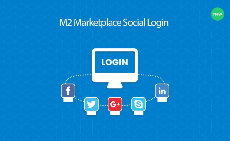 Magento 2 Marketplace Social Login Plugin