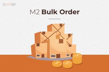 Magento 2 Bulk Order Processing