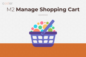 Magento 2 manage shopping cart