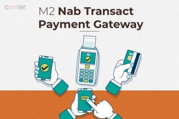 Magento 2 Nab Transact Payment Gateway