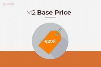Magento 2 Base Price