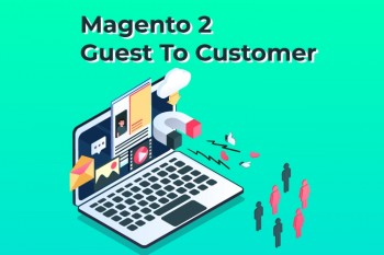 Magento 2 Guest to Customer Main Img