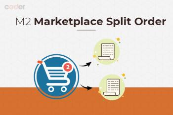 Magento 2 Split Order Marketplace Addon