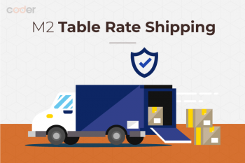 Magento 2 Table Rate Shipping