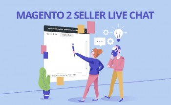 Magento 2 buyer seller communication marketplace add-on