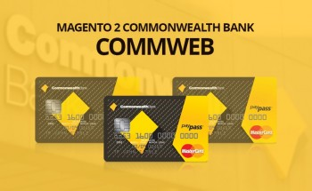 Magento 2 Commonwealth Bank CommWeb