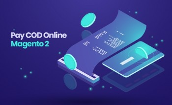 Magento 2 Pay COD Online
