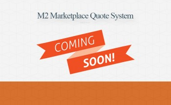 Magento 2 Marketplace Quote System