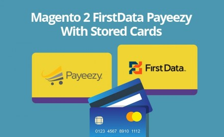 Magento 2 Firstdata Payeezy with Saved Credit Card Extension