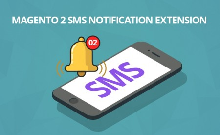 Magento 2 SMS Notification Extension