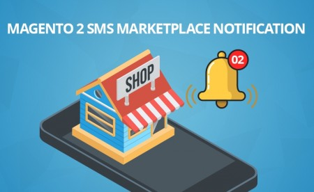 Magento 2 Marketplace SMS Notification Addon