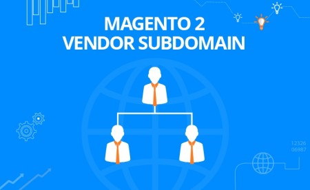 Magento 2 Vendor Subdomain