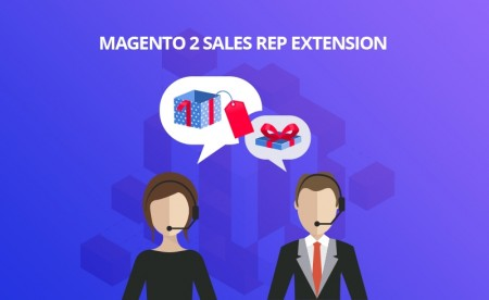 Magento 2 Sales Rep Extension
