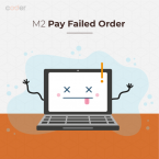 Magento 2 Pay Failed Order logo