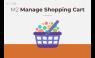 Magento 2 Manage Shopping Cart