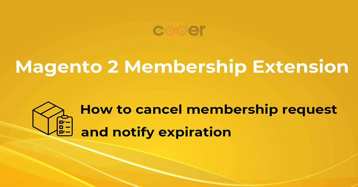 How to cancel membership in Magento 2