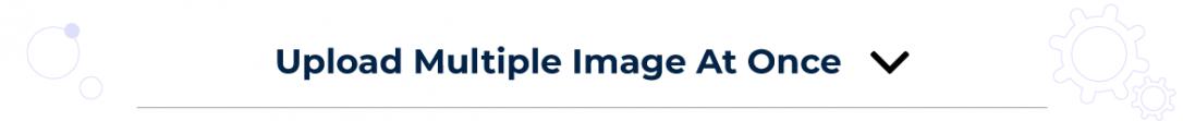 Upload multiple image