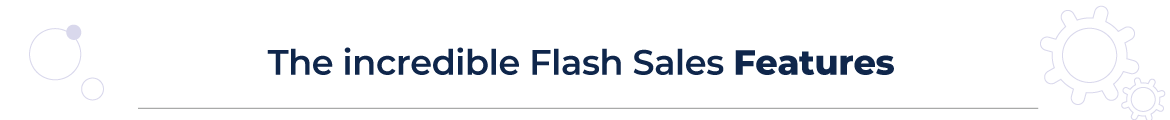 Magento 2 flash sale features