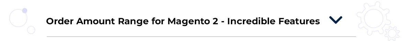 advanced Magento 2 minimum order amount features