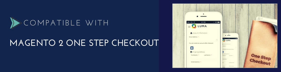 magento 2 onepay extension compatible with one page checkout