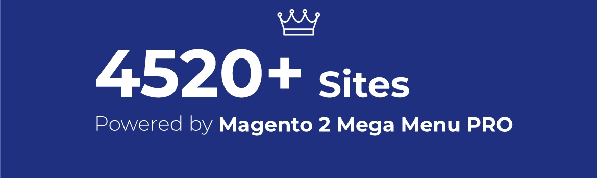 magento 2 mega menu pro powered 4520 sites