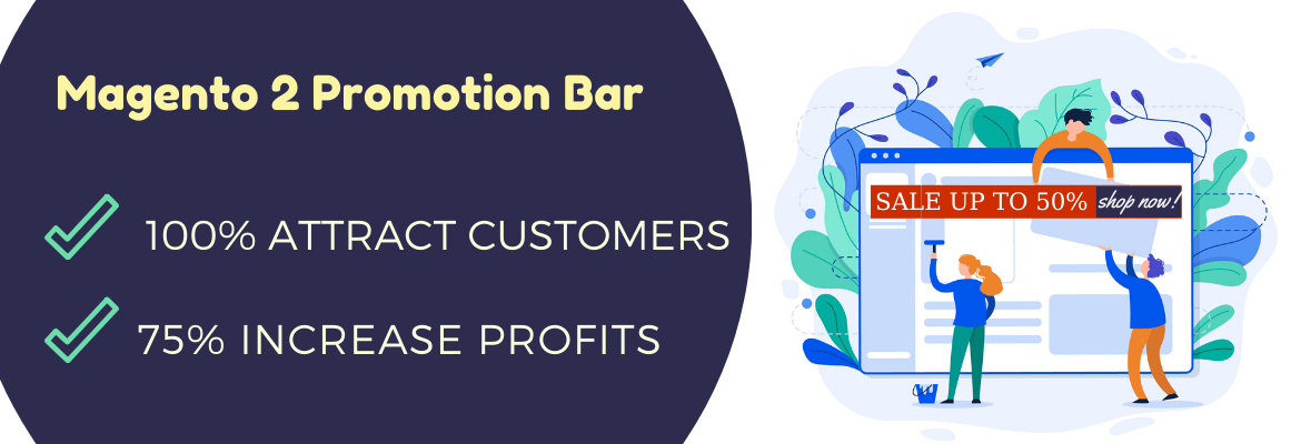best magento 2 promotion bar extension