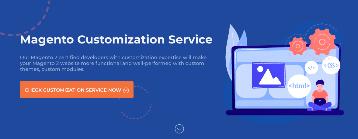 Magento customization service from Landofcoder
