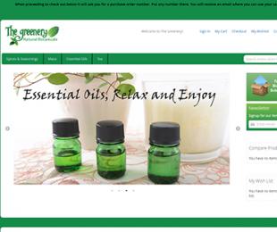 thegreenerybotanicals.com