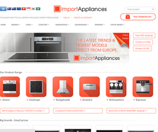 ImportAppliances.com
