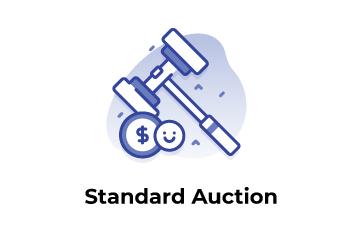 Magento 2 standard auction