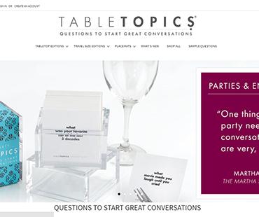 tabletopics.com
